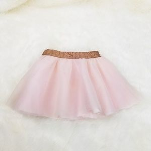 Janie & Jack|Light Pink Tutu Skirt